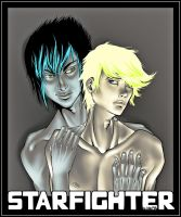 StarFighter: Cain x Abel by Ede1986