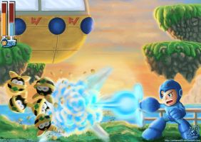 Megaman_Side_Mission by Antares69