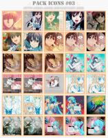 Icons Pack -03- by Min-Jung
