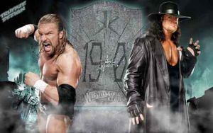 Undertaker and Triple H Rematch by IGMAN51
