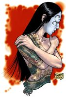 Kabuki in Color by edtadeo