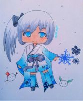 *~Snow Chibi~* by pokemonfreak2