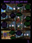 Brooke's Tale - Hood and Mask - page 1 by Wizard101DevinsTale