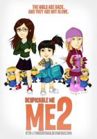 Despicable Me 2 by VincentChan