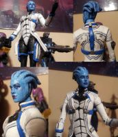 Custom Liara by Punslinger