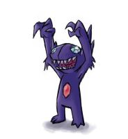 Sableye by Angelgear