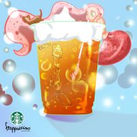 Starbucks Happy Cup by MengChiao