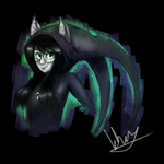 Jade Harley - The Witch of Space by Khan-the-cake-lover
