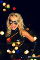Miss Marvel shines forth by Tokyo-Trends