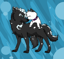 friends AT by Hayley7wolf