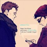 CrissColfer and Klaine by Snowfest