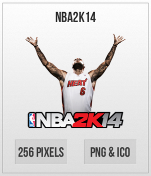 NBA2K14 - Icon by Hura134
