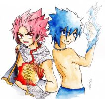 Fairy Tail by J-C-P
