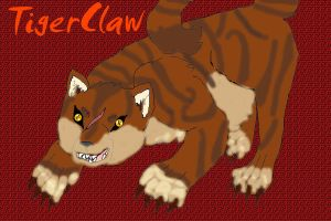 TigerClaw by YamiKariShadow6