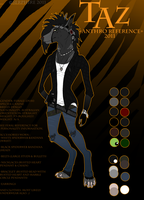 Tazzie's Anthro Reference 2011 by Serphire