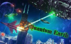 quantum Earth Trailer Logo by MegaDISASTER