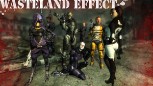 Wasteland Effect Cover Choice by RayneR27