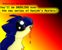 Kanjoh's Mystery Advertisement by BudCharles