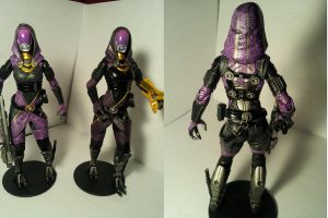 Custom Tali by Punslinger
