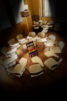 Against Homophobia in Schools by pandan7