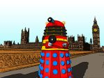The Dalek Invasion Of Earth by Cotterill23