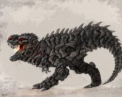 Grimlock by KIRILL-PREDATOR