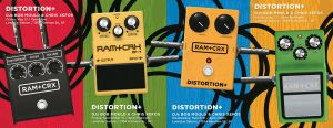 Distortion+ poster series by raymassie