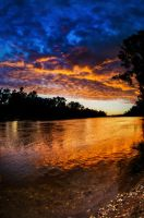 The Murray River by JacquelineBarkla