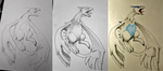 Lugia Phases by Kempping