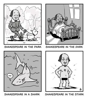 shakespeare in the... by damianblake