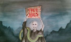 Free Hugs by AsiaMurray
