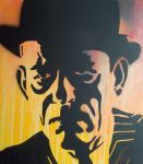 Lon Chaney by ironvulture-JMW