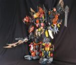 predaking X custom by amazoness-king
