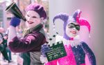 Joker and Harley Quinn - Lights! Camera! Action! by Sparrow626