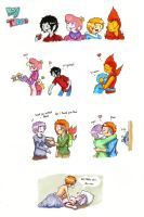 Adventure Time Boy Time by gmil123