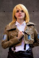 Attack on Titans - Salute by Ryukai-MJ