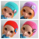 Neo Blythe Badge Beanies by EssHaych