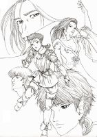 Group by Lidivien
