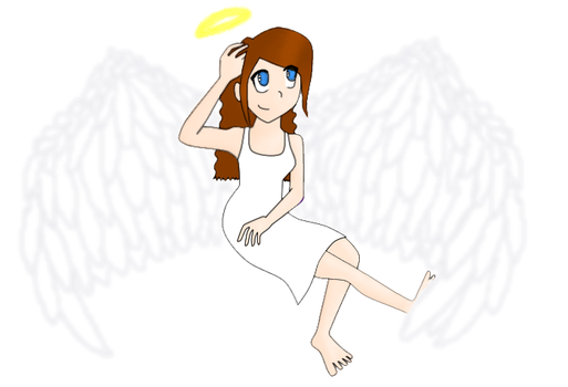 An angel :D by nls1994