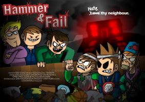Hammer and Fail Poster by eddsworld