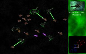 ATO3G RTS Romulans Vs Zerg by FacepalmPunch