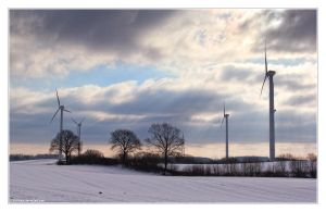 Winter in Schleswig-Holstein by 51ststate