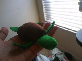 Turtle Plush Thingy by Shrew-WiFi