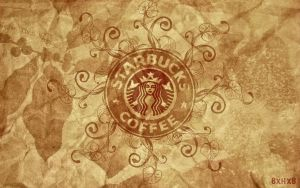 STARBUCKS wallpaper by 8xhx8