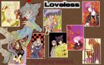 Loveless wall by kyofanatic1