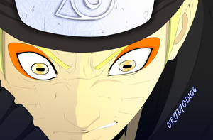 Naruto Chapter 642- Sage Mode by Croxfod106