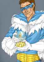 R50C - Captain Cold by afangirlsdream
