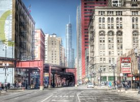 Chicago 68 by Hudizzle