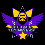 'Die Hard' Tom McClane Skeletor Crest by MarkG72