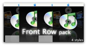 Front Row Wallpaper Pack by marcoSZone